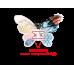 Матрас Butterfly / Батерфляй односторонний