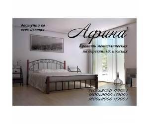 Металлическая кровать АФИНА тм Металл Дизайн
